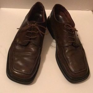 Kenneth Cole Reaction Brown Dress Shoes